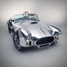 Shelby Cobra Photoshoot in Stage A