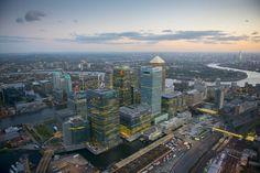 21 Dizzying Aerial Photos Of London