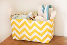 Noodlehead: basket for baby