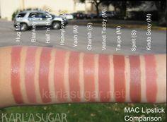 mac unlimited pro longwear lipcreme - Pesquisa Google