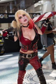 Harley Quinn - Comikaze Expo 2012