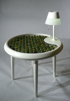 Moss table!