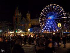 Wij verheugen ons erg op de kerstmarkt op het Vrijthof in Maastricht