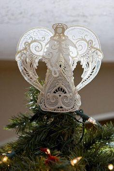 Angel+Christmas+Tree+Ornaments