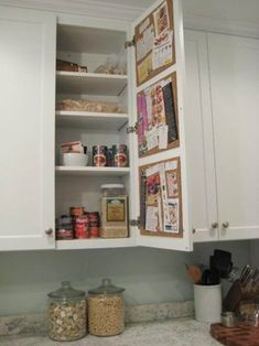 DIY-Recipe-Pin-Boards-on-Inside-of-Cabinet-Doors