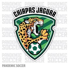 Jaguares Chiapas Mexico Vinyl Sticker Decal Calcomania