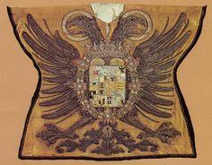 Dalmática del rey de Armas de la Casa de Austria.