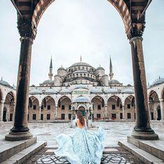 #istanbul #turkey #bluemosque