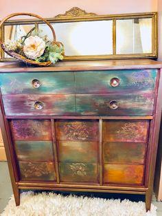 1960's Dresser