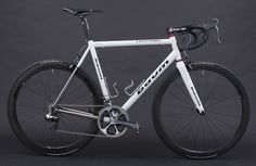 Solid, Pearl White, Corretto by Baum Cycles    via Flickr