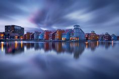 Photograph Reitdiephaven - Groningen by Iván Maigua on 500px