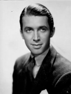 "Jimmy Stewart for ""Next Time We Love"" (1936)"