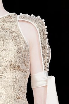 myfavoritefashionthings: Oscar Carvallo Fall 2013