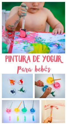 Pintura De Yogur