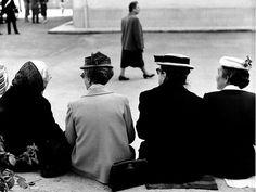 """Nino Migliori - Foto tratta da """"Gente dell'Emilia"""" 1957"""