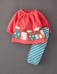 Appliqué Play Set from mini Boden cute baby things                                                                                                                                                                                 More
