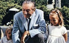 Walt Disney at Dianeyland