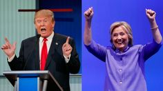 Body language has big influence in how TV audiences perceive presidential candidates in televised debates. Donald Trump and Hillary Clinton will face off in their first presidential debate on Monday night at Hofstra University in Hempstead, N.Y.