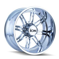 Love these 22x14 Ion rims