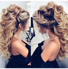 Become a student of ELSTILE ONLINE WEDDING HAIR SCHOOL and learn gorgeous VOLUMINOUS hair styles for any occasion.