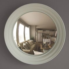 Reflecting Design Dorian 24 Convex Wall Mirror