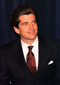 John F Kennedy Jr.