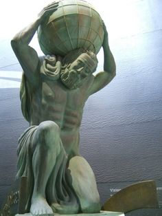 Atlas - Greek mythology