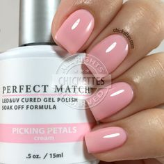 LeChat Picking Petals - swatch by Chickettes.com