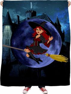 Check out my new product https://www.rageon.com/products/witch-and-blue-moon-fleece-blanket?aff=BWeX on RageOn!