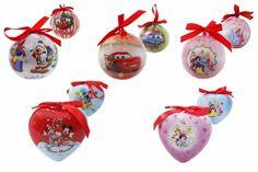 Wunderschöne Weihnachtskugeln für Weihnachten mit Kindern
