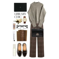 Library chic by arohii