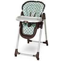 Lukas' highchair as a baby