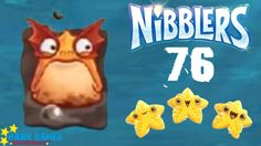 Nibblers - 3 Stars Walkthrough Level 76