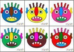 (cliquer pour acheter l'album) de Ed Emberley à l'école des loisirs Loto des monstres A plastifier et à découper : Loto 1 : comme dans grand monstre vert (vous avez des pages non colorisées donc vous pouvez rajouter des cartes comme cela). tete-monstre Loto 2 : à partir des magnifiques monstres de Marianne de Crayaction loto-monstres Illustrations DVD Marianne 2014 - www.crayaction.be