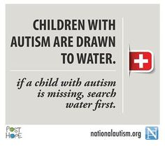 Autism & Safety Facts - http://nationalautismassociation.org/resources/autism-safety-facts/ **SVD**