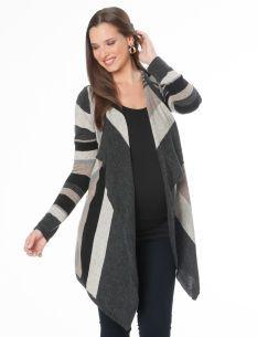 Destination Maternity LINE Long Sleeve Maternity Sweater