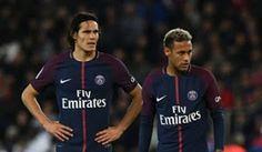 Neymar Wants PSG To Sell Edinson Cavani (See Reasons)