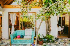 Tom�s y Francisca, arquitecto y empresaria Decor Ideas, Green, Plants, Blog, Gardens, Color Mix, Entrepreneur, Woods, Architects