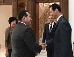 Assad: la France soutient les terroristes en Syrie
