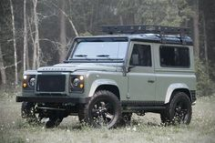 "LAND ROVER DEFENDER ""PROJECT 13"" BY ECD Ford Mustang Car d000981ba"