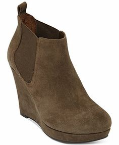 Jessica Simpson Corbyn Wedge Booties