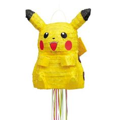 Shop for Pikachu Pull Pinata and other Themed Pinatas Pinatas. We offer the most popular Party Supplies and Decorations at wholesale prices....