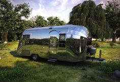 *updated* VRay and Cinema Million polygons in scene 360 Miilion by way of instances/Vray Proxy AirStream Clearing Ultimate Garage, Vintage Travel Trailers, Family Road Trips, Trailers For Sale, Cinema 4d, Airstream, Recreational Vehicles, Travel Destinations, Places To Visit