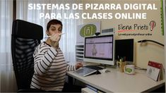 Ser profesor online: Sistemas de pizarra digital para las clases online - YouTube Teaching Chemistry, Google Classroom, Teaching English, Teacher, Student, Digital, Tips, Youtube, Blogging