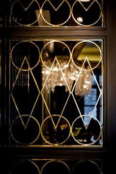 WAN INTERIORS Restaurants, Kaspar's at the Savoy Hotel