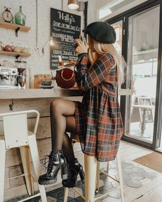 20 Edgy Fall Street Style 2018 Outfits To Copy Casual Fall Fashion Trends & Outfits 2018 The post 20 Edgy Fall Street Style 2018 Outfits To Copy & Women's Fashion. appeared first on Fall outfits . Autumn Fashion Casual, Fall Fashion Trends, Fashion Ideas, Autumn Aesthetic Fashion, Fall 2018 Fashion, Edgy Fall Outfits, Fall Outfits 2018, Spring Fashion, Fall Grunge Fashion