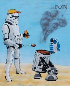 R2-D2-BBQ
