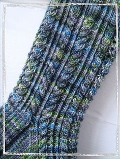 Thank God It's Socks Day - free knitting pattern in 4 parts on Ravelry at http://www.ravelry.com/patterns/library/thank-god-its-sock-day-tgis