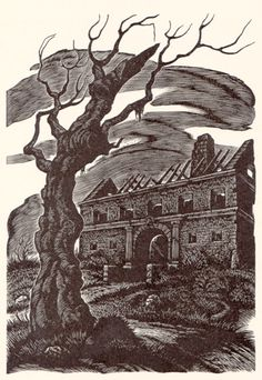 Jane Eyre Fritz Eichenberg illustration 16
