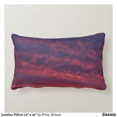 "Lumbar Pillow 13"" x 21"" Cuddle Pillow, Lumbar Pillow, Bed Pillows, Christmas Card Holders, Custom Pillows, Keep It Cleaner, 21st, Make It Yourself, Fabric"